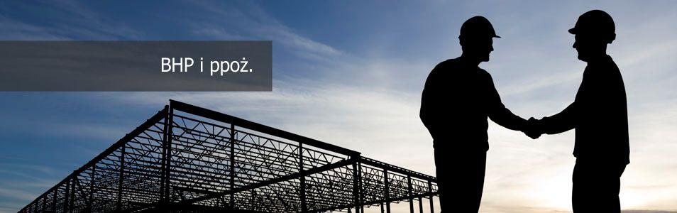 Outsourcing bhp warszawa - outsourcing ppoż w Warszawie